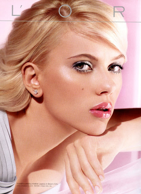 Scarlett Johansson - Amazing lips