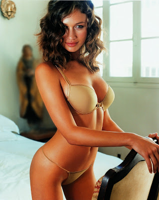 The lovely Olga Kurylenko