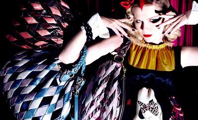 Kirsten Dunst for Miu Miu