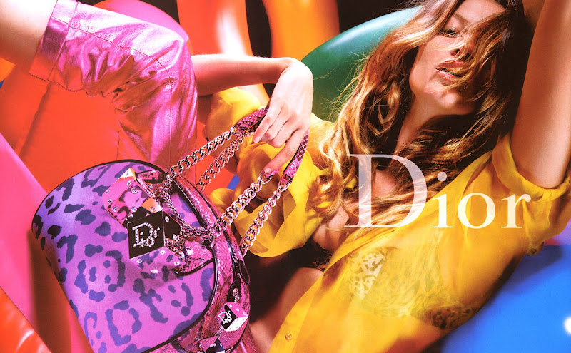 Gisele Bundchen for Dior