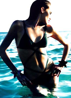 Rachel Clark in Swimwear