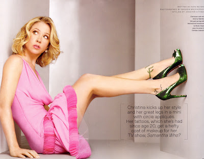 Christina Applegate InStyle
