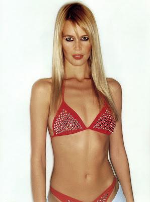 Claudia Schiffer is still quite hot