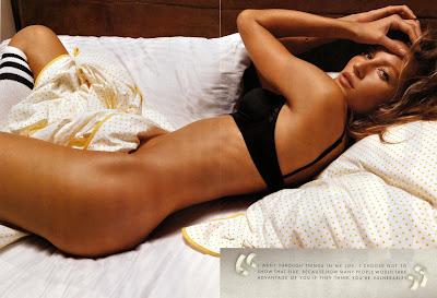 Gisele Bundchen looking fabulous in GQ