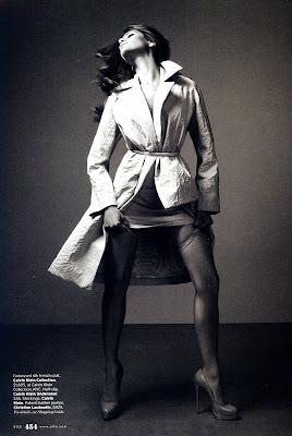 Eva Mendes in Elle