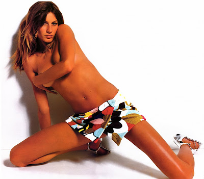 Gisele Bundchen - now thats nice..
