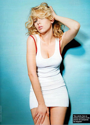 Scarlett Johansson in Gloss