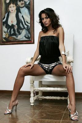 Leila Ben Khalifa is incredibly hot