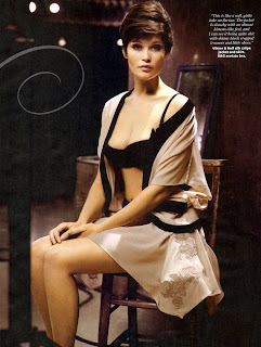 Gemma Arterton is looking pretty hot too