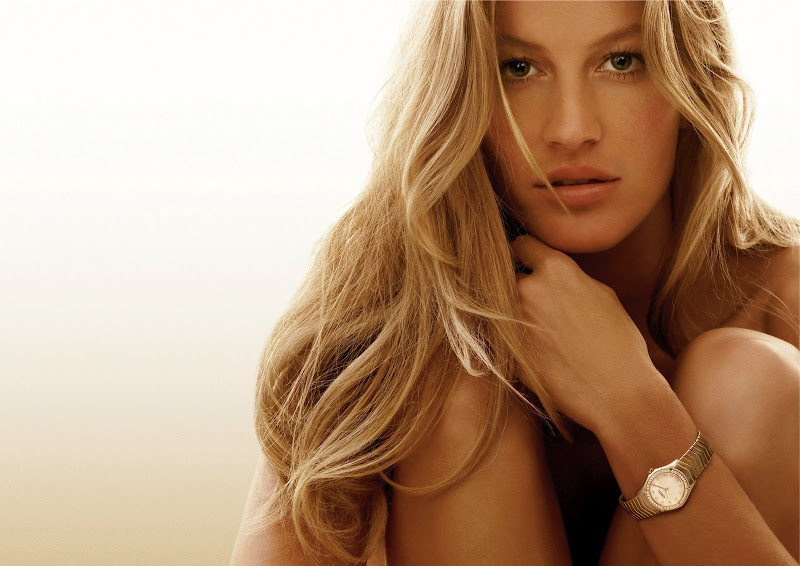 Gisele Bundchen is yummy