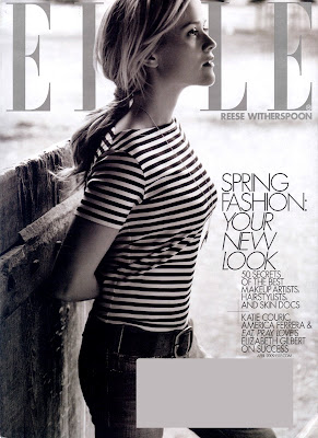 Reese Witherspoon in Elle