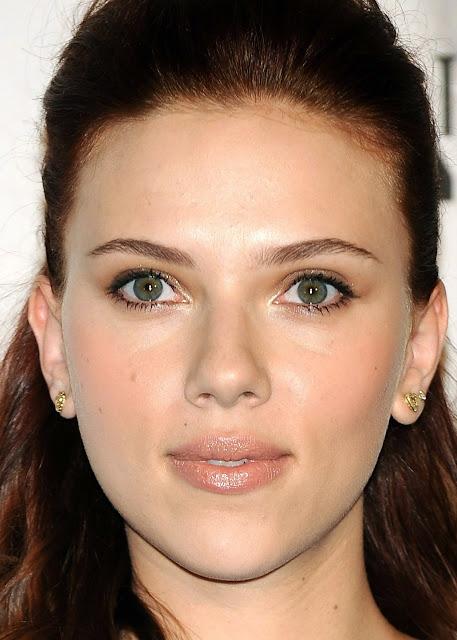 Scarlett Johansson - Now in a redhead flavour