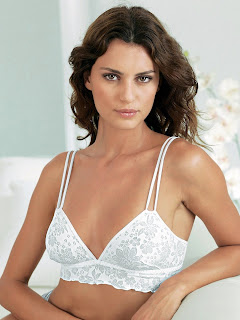 More pics of Catrinel Menghia in lingerie