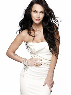 Megan Fox Elle Pics