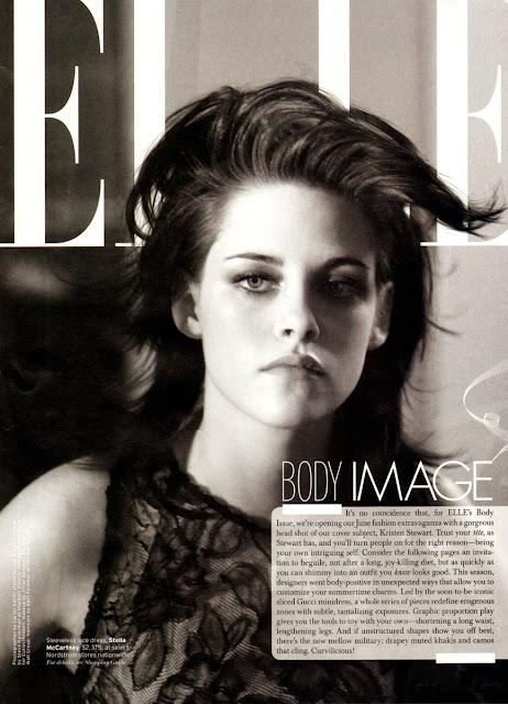 Kristen Stewart is looking pretty in Elle