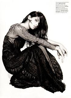 Ashley Greene in Elle