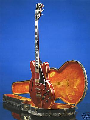 Freddie King's Gibson ES-355