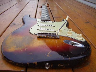 Vintage 1959 Stratocaster
