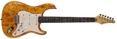 Manne Raven Mastergrade Guitar