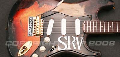 SRV #1 GMP Diecast 3:1 Replica ~ Stratocaster Guitar Culture ...