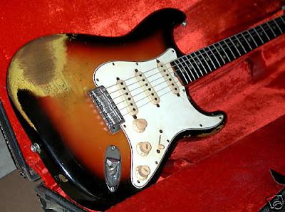 1964 Sunburst Fender Stratocaster