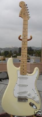 Hendrix Voodoo Strat