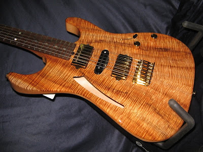 Suhr Standard Chambered