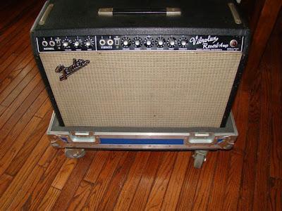 Michael Landau 1966 Fender Vibrolux Reverb Amp