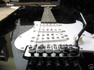 Neal Schon Custom Shop Stratocaster