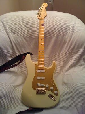 Gilmour 0001 Strat Replica