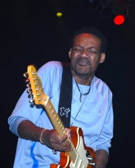 Eric Gales St. Blues Guitar