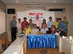 ThaiSwedishChamber of Commerce visits Nongbualamphu
