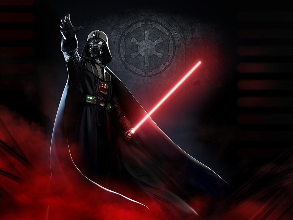 The Best Car Vs The Best Motorcycle Darth Vader Wallpaper