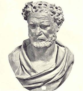 Demokritos, Filsuf Atomisme