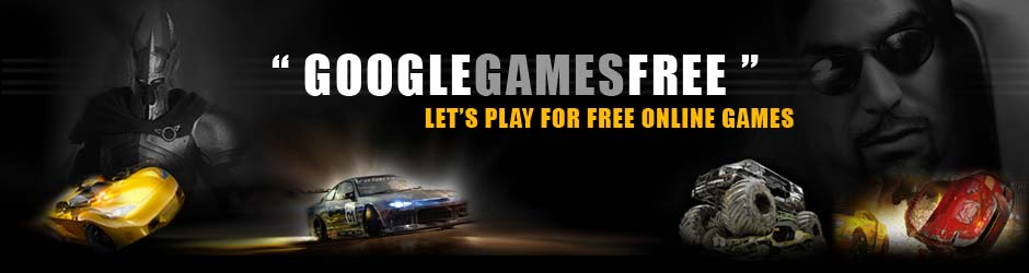 GOOGLE GAMES - FREE