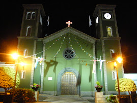 Vista del Templo San Pedro Apóstol