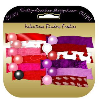 Valentine's Binders - By: ASwtlyreCreation Val+binder+freebie+pack+1