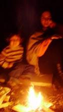 El fuego y el niño