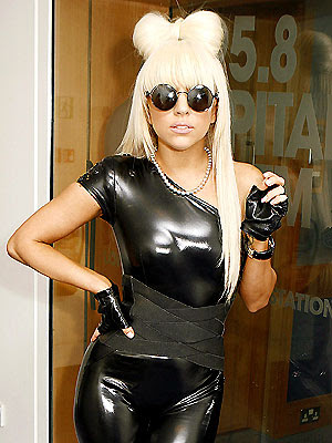 What was Lady GaGa the Fame Sales at 6 Months?