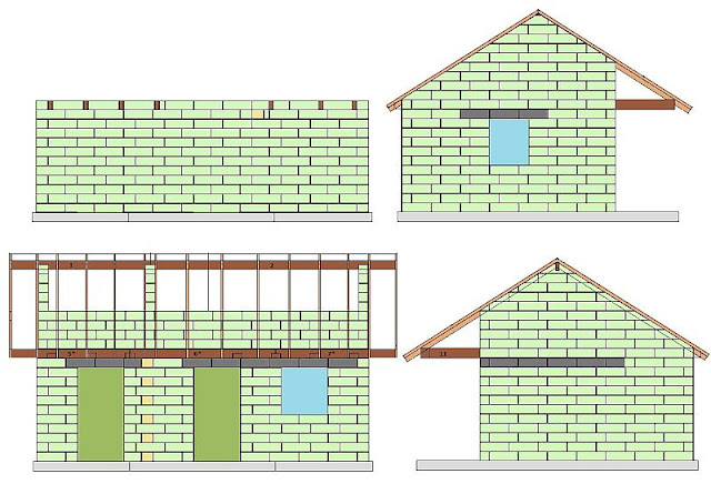 Проект дома Берлога