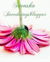 Medlem av Svenska Inredningsbloggar