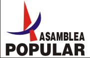 SOMOS ASAMBLEA POPULAR