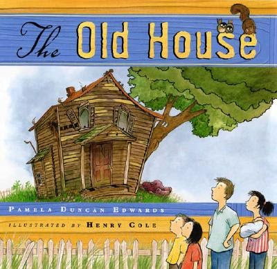 Provo library children 39 s book reviews the old house for Classic house books