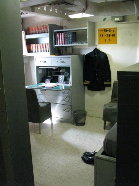 The Flat Tire Big Mo PtII - Cruise ship staff quarters