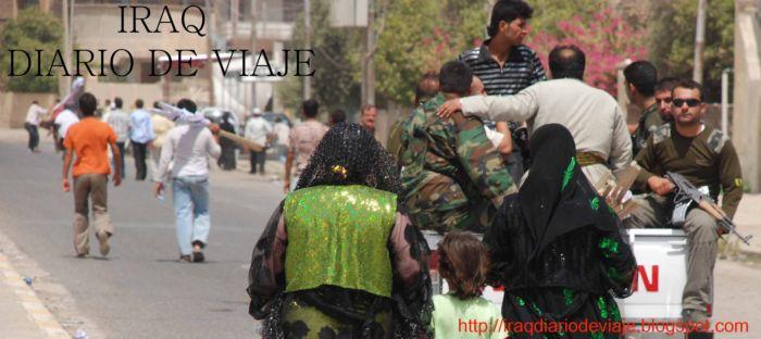 Iraq diario de viaje