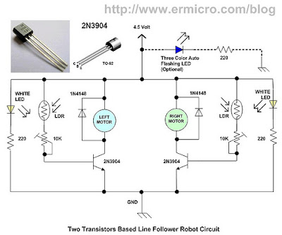 My blog electrical engineering line follower robot sederhana ccuart Image collections
