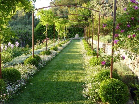 Architecte paysagiste paysagiste concepteur genevi ve cabiaux 3 me plus be - Plus beaux jardins de france ...