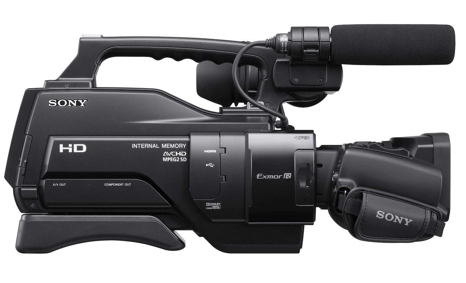 urbanfox tv blog shoulder mounted avchd cameras. Black Bedroom Furniture Sets. Home Design Ideas