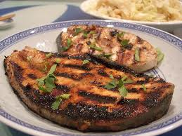 how to cook kingfish steaks nz