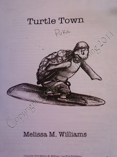 Melissa M. Williams and the Turtle Town Books Series
